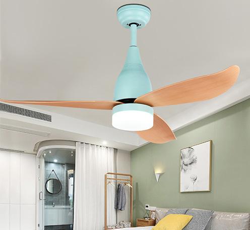 创意LED风扇灯
