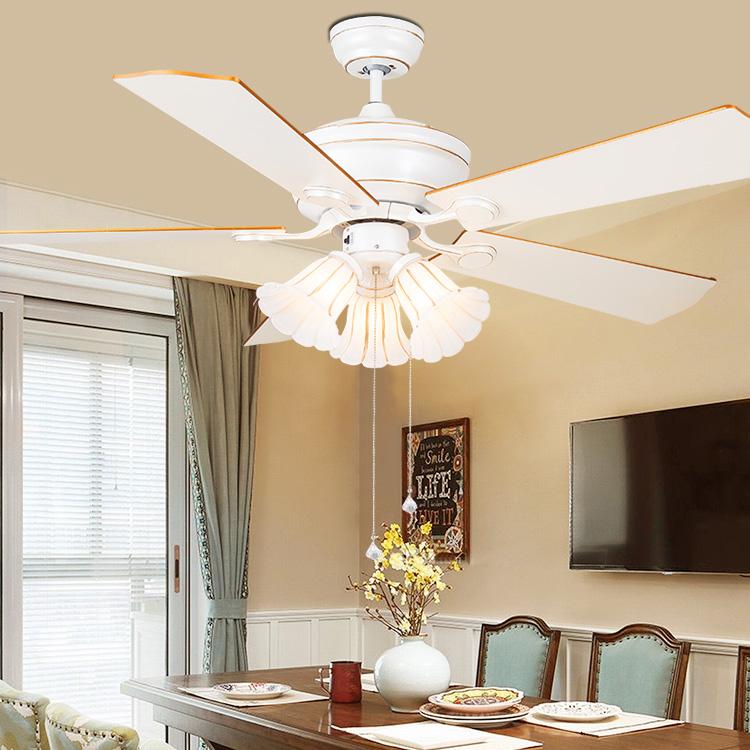 家具卧室风扇灯