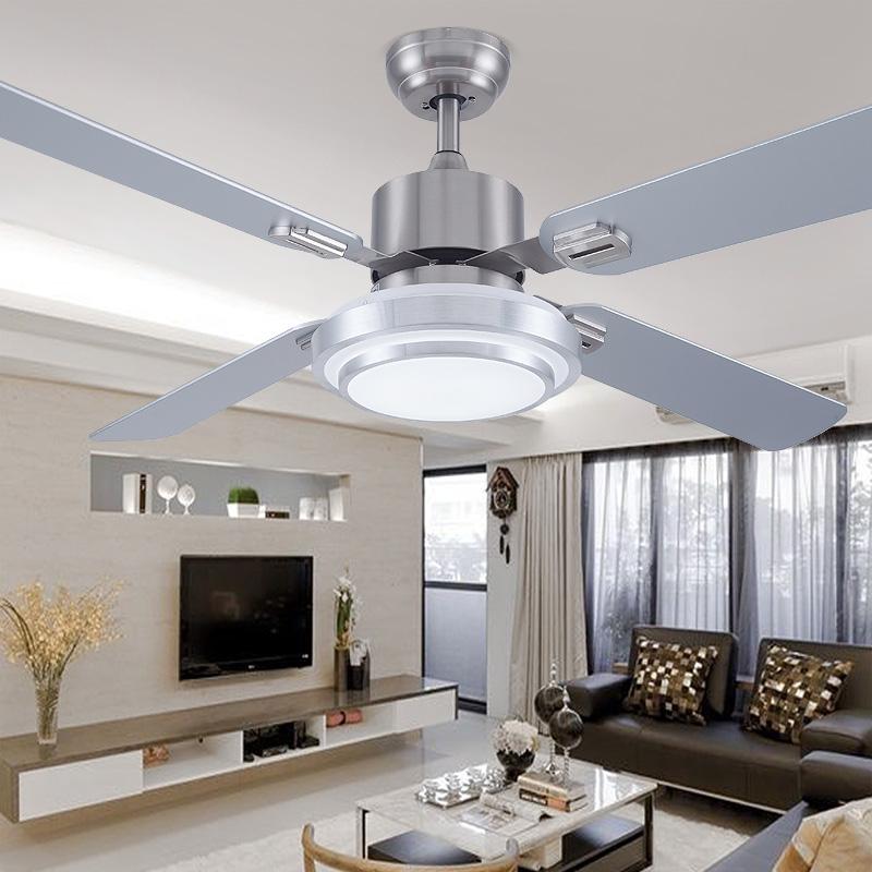 LED木叶家用风扇灯