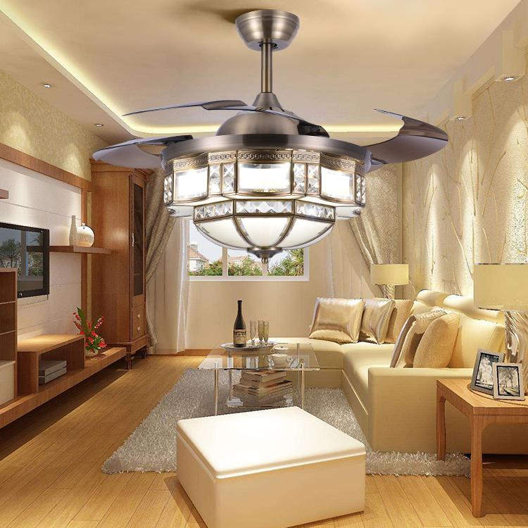 上海欧式隐形吊扇灯