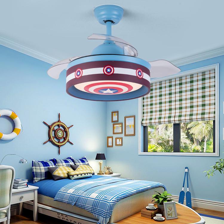 美式风扇灯