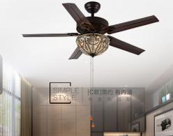 隐形风扇灯发展历史以及现状的简单分析