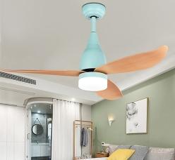 上海创意LED风扇灯