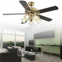欧式风扇灯的优点以及如何选购