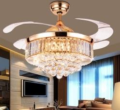 谈谈欧式风扇灯和现代简约灯饰哪一种好