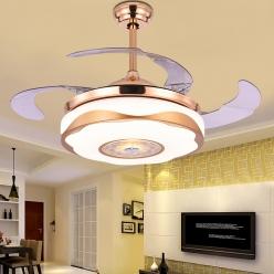 美式餐厅风扇灯