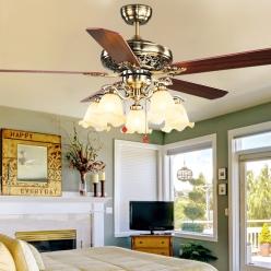 风扇灯安装注意事项与保养技巧