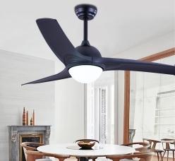 阐述欧式风扇灯的技术工艺如何呢