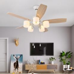 欧式风扇灯使用多少要检查好各部件,及时更换?