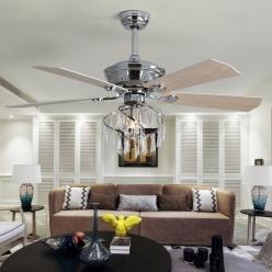 欧式风扇灯四季都能用的优点太实用了