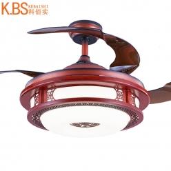 中国风时尚复古4221隐形吊扇灯